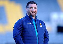 Worcester Valkyries director of rugby Roy Davies- Mandatory by-line: Nizaam Jones/JMP - 01/12/2018 - RUGBY - Sixways Stadium - Worcester, England - Worcester Valkyries v Saracen Women- Tyrrells Premier 15s