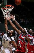 20031230 NCAAB Delaware State v Charlotte