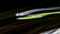 25.02.2015, Lugnet Ski Stadium, Falun, SWE, FIS Weltmeisterschaften Ski Nordisch, Skisprung, Herren, Qualifikation, im Bild Michael Hayboeck (AUT) // Michael Hayboeck of Austria during the Mens Skijumping Qualification of the FIS Nordic Ski World Championships 2015 at the Lugnet Ski Stadium, Falun, Sweden on 2015/02/25. EXPA Pictures © 2015, PhotoCredit: EXPA/ JFK