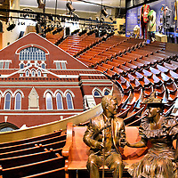 Nashville, Tennessee Composite of Three Photos<br />