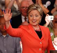 20080513 Hillary Clinton