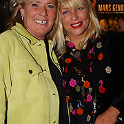 Premiere Mans Genoeg, Utrecht Filmfestival 2004, Manuela Kemp en