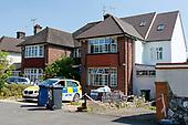 London Incident, United Kingdom, 09-05-2020. 090520
