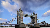 London Tower Bridge, London UK