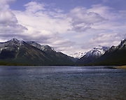 AA01138-03...MONTANA - Lake McDonald in Glacier National Park.