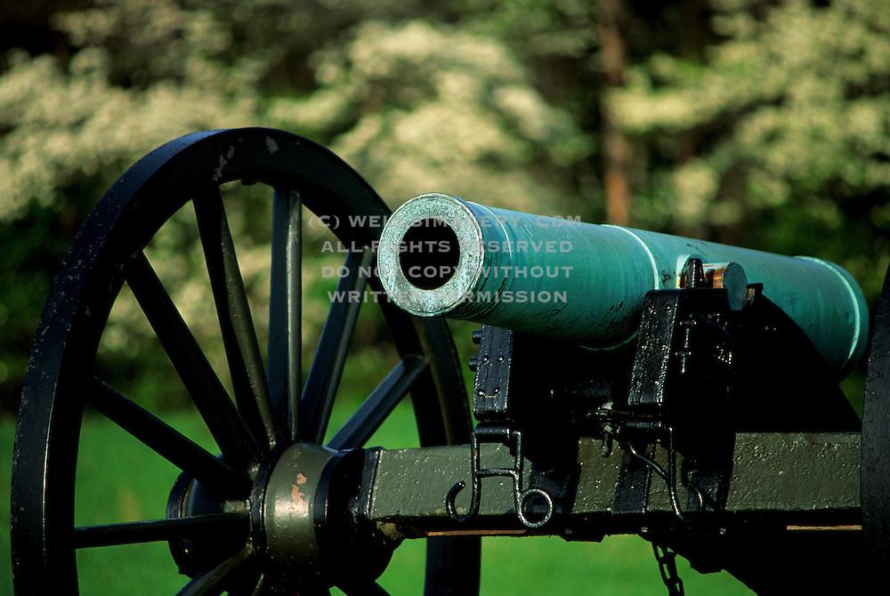 Image of Manassas National Battlefield Park, Virginia, east coast