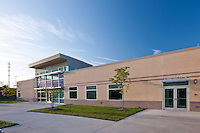 Exterior image of Bus Maintenance Facility in Fairfax, VA