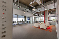 Interior image of Thames Street Wharf  Office Building in Baltimore City by Jeffrey Sauers of Commercial Photographics, Architectural Photo Artistry in Washington DC, Virginia to Florida and PA to New England