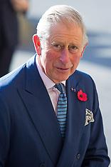 Saffordshire The Duke of Edinburgh at the National Memorial Arboretum 1 Nov 2016