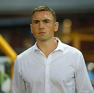 Kevin Sinfield (Director of Rugby) for Leeds Rhinos  during the Betfred Super League match at Emerald Headingley Stadium, Leeds<br /> Picture by Stephen Gaunt/Focus Images Ltd +447904 833202<br /> 13/07/2018
