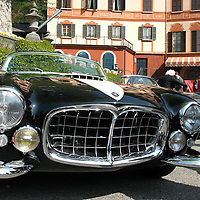 1955 Maserati A6GCS Spider Frua, Concorso d'Eleganza Villa d'Este Italy 2010