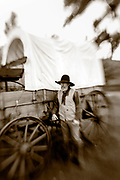 LB00134-01...WYOMING - Bobby Picklesimeron the Willow Creek Ranch. MR# P10