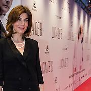 NLD/Amsterdam//20140330 - Filmpremiere Lucia de B. , Kim van Kooten