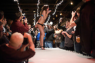 A fashion show for the T Bar in Boulder, CO. ©2009 Brett Wilhelm/Brett Wilhelm Photography | www.brettwilhelm.com Image is available as RAW (Nikon NEF) file.