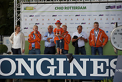 Van Der Vleuten Maikel, (NED), VDL Groep Verdi N.O.P. <br /> Furusiyya FEI Nations Cup presented by Longines<br /> CHIO Rotterdam 2016<br /> © Hippo Foto - Dirk Caremans<br /> 24/06/16