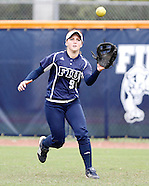 FIU Softball Vs. Louisville Combat Classic 2012