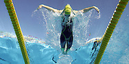 Australia's Jessicah Schipper swims in the women's 100m Butterfly semi-final at the FINA World Championships in Montreal, Canada Sunday 24 July, 2005.