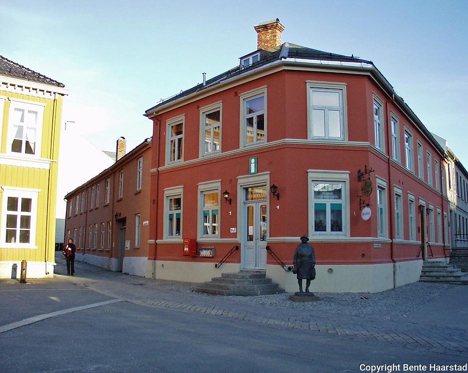 Torgkjerringa, Torvet, Trondheim.dig