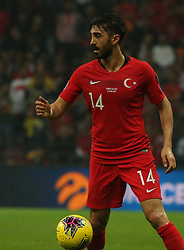November 15, 2019: Turkey's Mahmut Tekdemir during the Euro 2020 group H qualifying soccer match between Turkey and Iceland at Turk Telekom Stadium in Istanbul, Turkey, Wednesday November 14, 2019. (Credit Image: © Tolga Adanali/Depo Photos via ZUMA Wire)