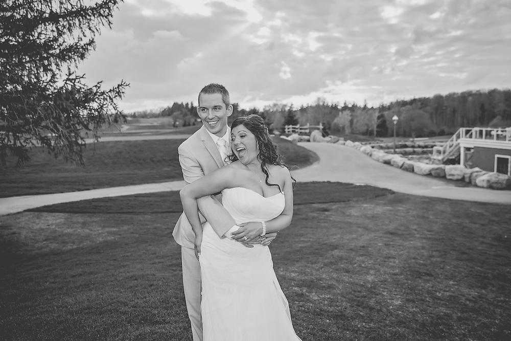 Heather & Mike's Whistle Bear Wedding