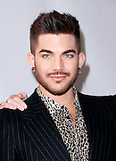 Adam Lambert appears to announce summer North American tour dates at Madison Square Garden in New York City, New York on March 06, 2014.