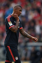 26.09.2015, Coface Arena, Mainz, GER, 1. FBL, 1. FSV Mainz 05 vs FC Bayern Muenchen, 7. Runde, im Bild Jerome Boateng (FC Bayern Muenchen #17) // during the German Bundesliga 7th round match between 1. FSV Mainz 05 and FC Bayern Munich at the Coface Arena in Mainz, Germany on 2015/09/26. EXPA Pictures © 2015, PhotoCredit: EXPA/ Eibner-Pressefoto/ Schueler<br /> <br /> *****ATTENTION - OUT of GER*****
