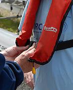 Maidenhead, United kingdom.  Life jacket, Maidenhead Junior Regatta.RiverThames Maidenhead.  Sunday  15/05/2011  [Mandatory Credit; Karon Phillips/Intersport-images]