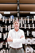 SCHIO, VICENZA, la produzione sartoriale della camiceria Xacus