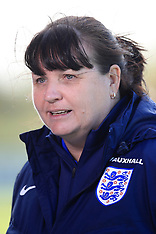 England Women Training - 17 October 2017