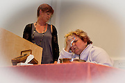 5th BSUH End of Life Care Conference included a performance of the play 'Dying to Know' by the cast of the red Tie Theatre from the Isle of Wight, written & directed by Helen Reading.<br />