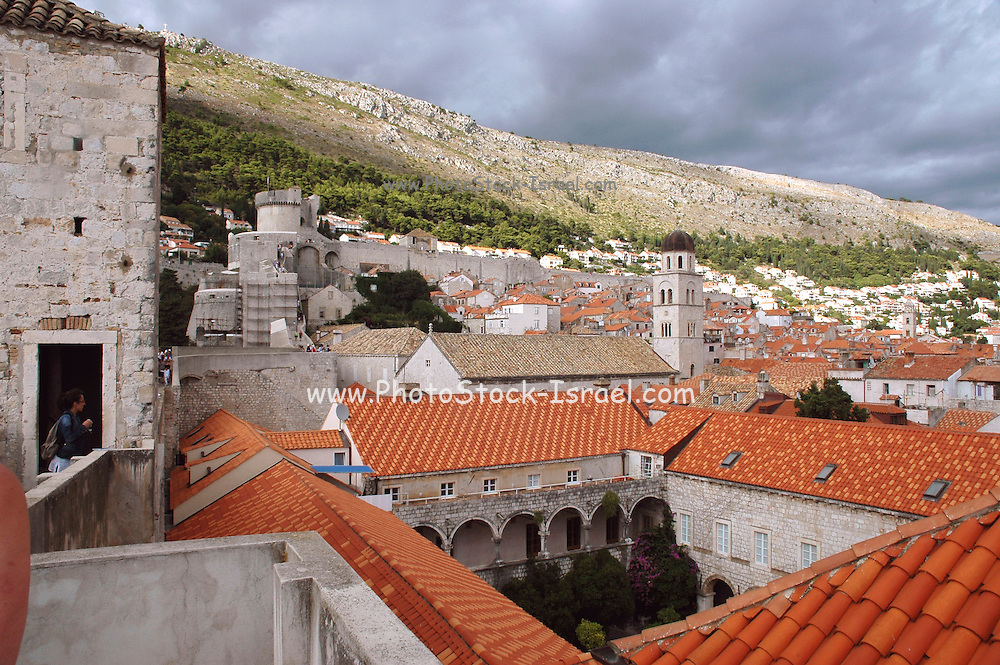 Croatia, Dubrovnik, Old City