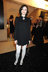 SOPHIE ELLIS-BEXTOR at the 2008 British Fashion Awards held at the Lawrence Hall, Westminster, London on 25th November 2008.