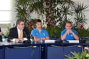 Conferenza stampa per la presentazione del campionato Under 20 che si terr&agrave; a Lignano Sabbiadoro<br /> Nella foto: <br /> Agenzia Ciamillo/Castoria