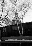 Katarina kyrka från Glasbruksgatan