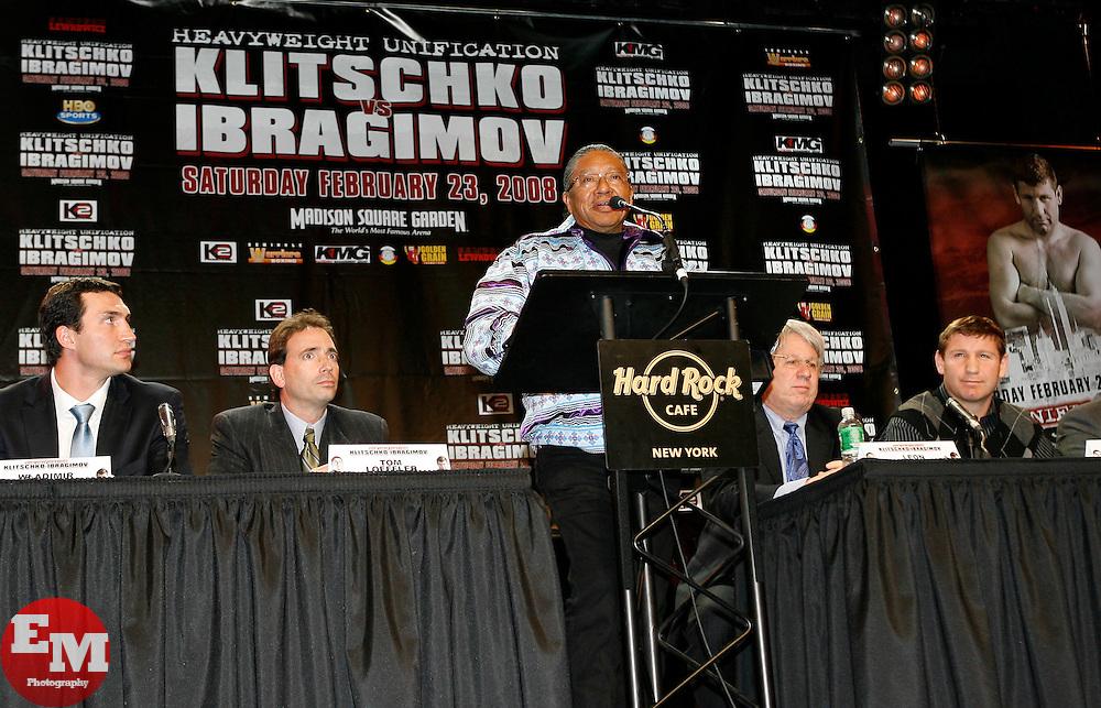 BOXING: Wladimir Klitschko vs Sultan Ibragimov | Ed Mulholland - Freelance Photographer