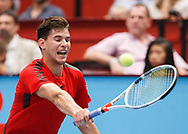 DOMINIC THIEM (AUT)<br /> <br /> Tennis - ERSTE BANK OPEN 2017 - ATP 500 -  Stadthalle - Wien -  - Oesterreich  - 26 October 2017. <br /> © Juergen Hasenkopf