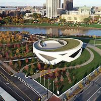National Veterans Memorial and Museum - Downtown Columbus