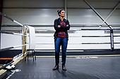 Opening boksschool TYR in Rotterdam door Bernhard jr.