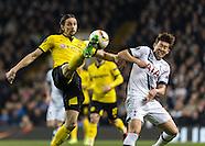 Tottenham Hotspur v Borussia Dortmund - Europa League Round of 16 - 17/03/2016