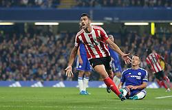 Chelsea vs Southampton, Barclays Premier League