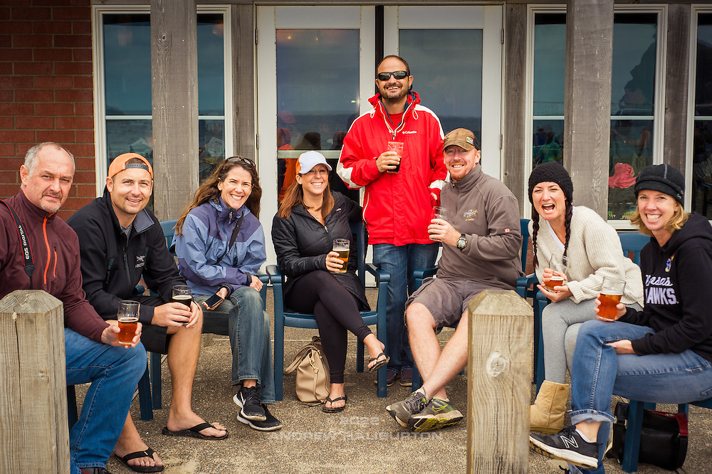 2015 Labor Day camping at Cape Lookout State Park, Tillamook, Oregon.