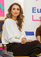 Queen Rania Visits Eureka Tech Academy