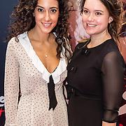 NLD/Amsterdam/20161120 - premiere Ciske de Rat de Musical, Toprak Yalcinar en ...............