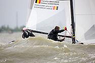 08_004131 © Sander van der Borch. Medemblik - The Netherlands,  May 25th 2008 . Final day of the Delta Lloyd Regatta 2008.