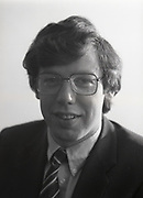 Portrait of Brian Cower,<br />