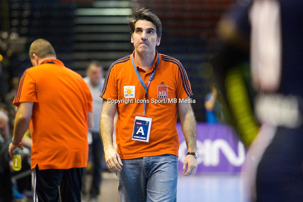 Antonio Carlos Ortega  - 12.04.2015 - Paris Handball / Vezprem - Champions League<br />Photo :  Andre Ferreira  / Icon Sport