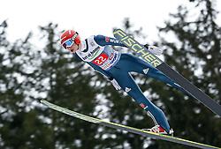 04.01.2014, Bergisel Schanze, Innsbruck, AUT, FIS Ski Sprung Weltcup, 62. Vierschanzentournee, Probesprung, im Bild Richard Freitag (GER) // Richard Freitag of Germany during Trial Jump of 62nd Four Hills Tournament of FIS Ski Jumping World Cup at the Bergisel Schanze, Innsbruck, Austria on 2014/01/04. EXPA Pictures © 2014, PhotoCredit: EXPA/ Peter Rinderer