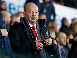 SWANSEA, WALES - Monday, January 22, 2018: Liverpool's chief executive officer Peter Moore the FA Premier League match between Swansea City FC and Liverpool FC at the Liberty Stadium. (Pic by David Rawcliffe/Propaganda)