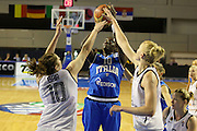 Taranto 05-06-2011<br /> Qualifying Tournament Eurobasket Women 2011<br /> Italia-Germania<br /> Nella foto Abiola Nnema Wabara<br /> Foto di Ciamillo-Castoria