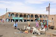 Central Market, Western Africa, Mauretania, Africa
